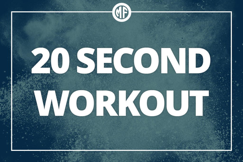20 Second Workout Class by McClure Fitness