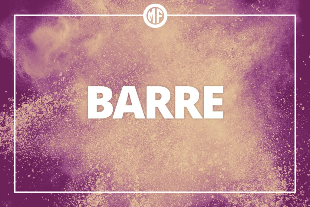 Barre Class by McClure Fitness