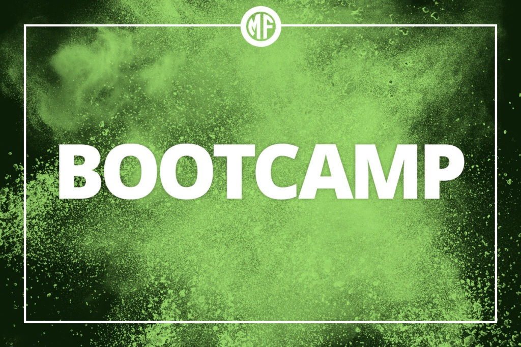 Bootcamp Class by McClure Fitness