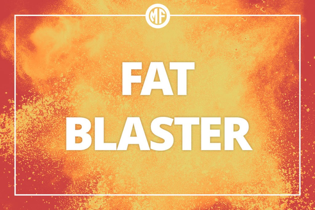 Fat Blaster Class by McClure Fitness