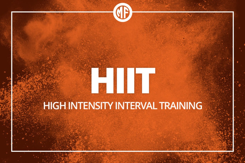 HIIT High Intensity Interval Training Class by McClure Fitness