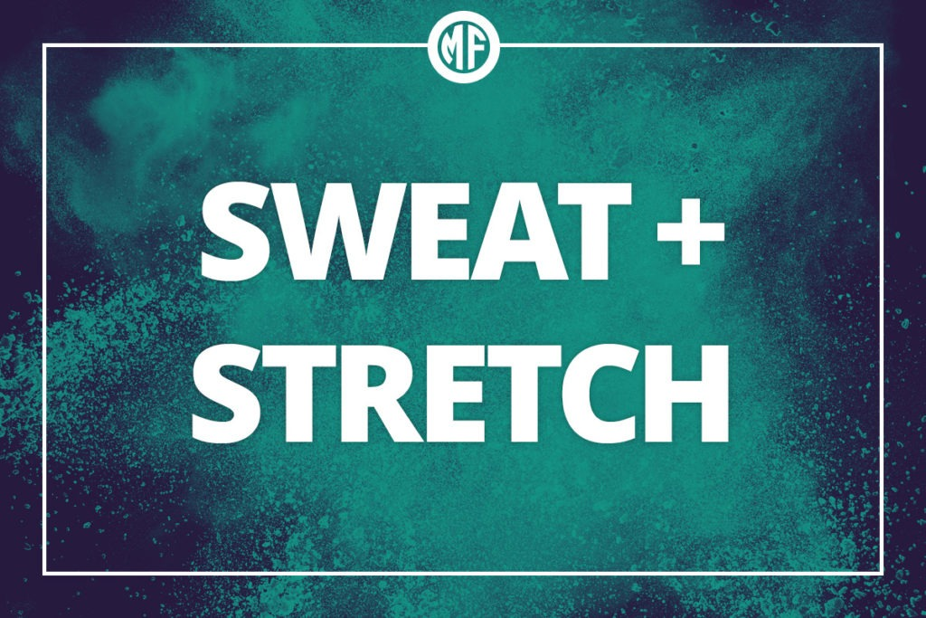 Sweat + Stretch Class by McClure Fitness