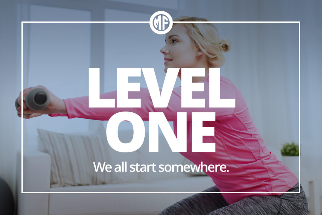 Level 1 Program by McClure Fitness