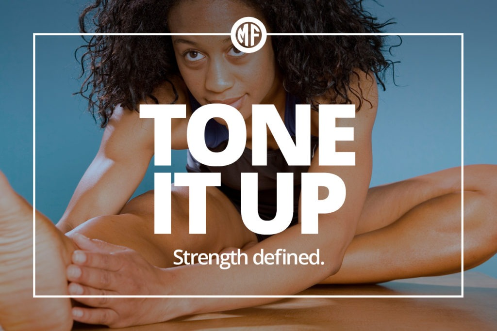 Tone It Up Program by McClure Fitness