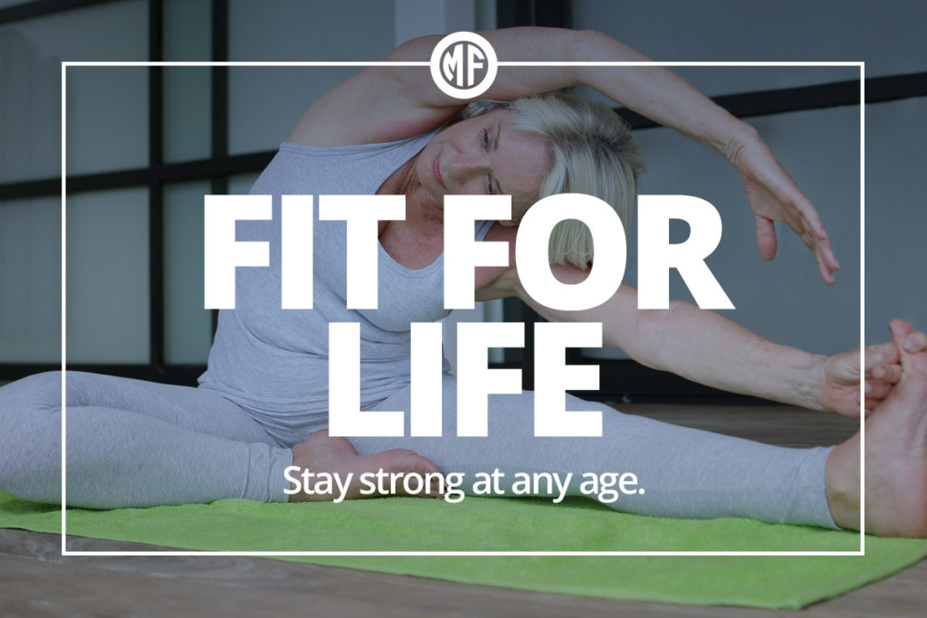 Fit For Life Program by McClure Fitness