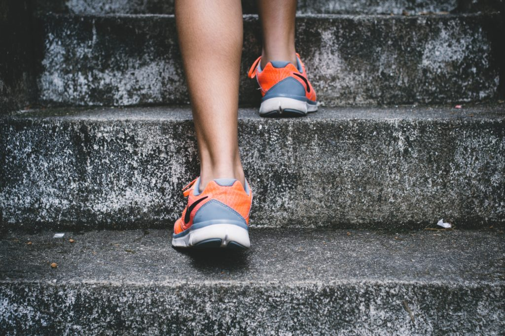 Take the first step to get back on track for your fitness goals.