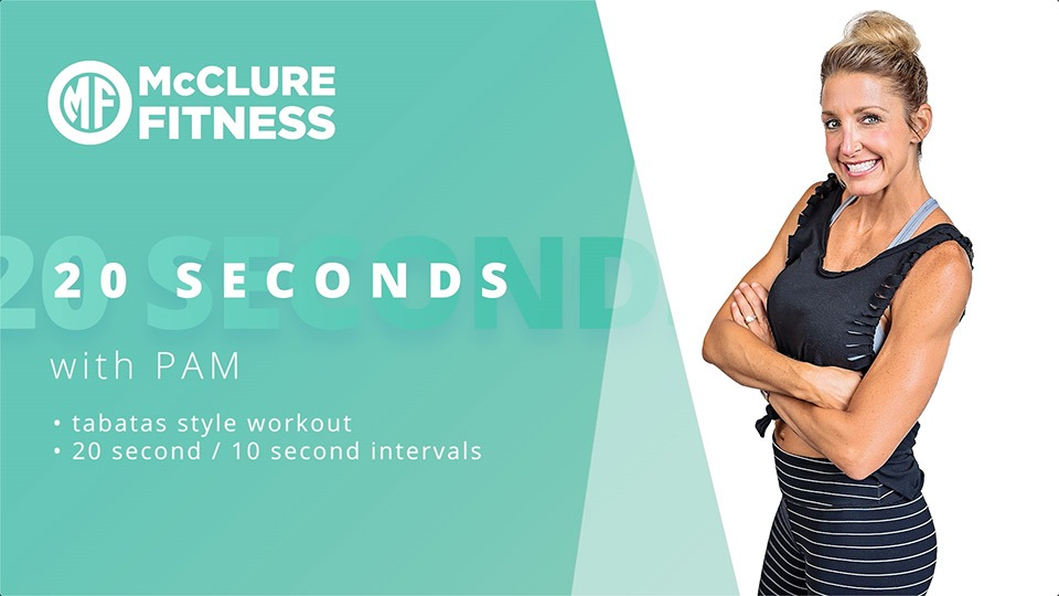 20 Seconds Class by McClure Fitness